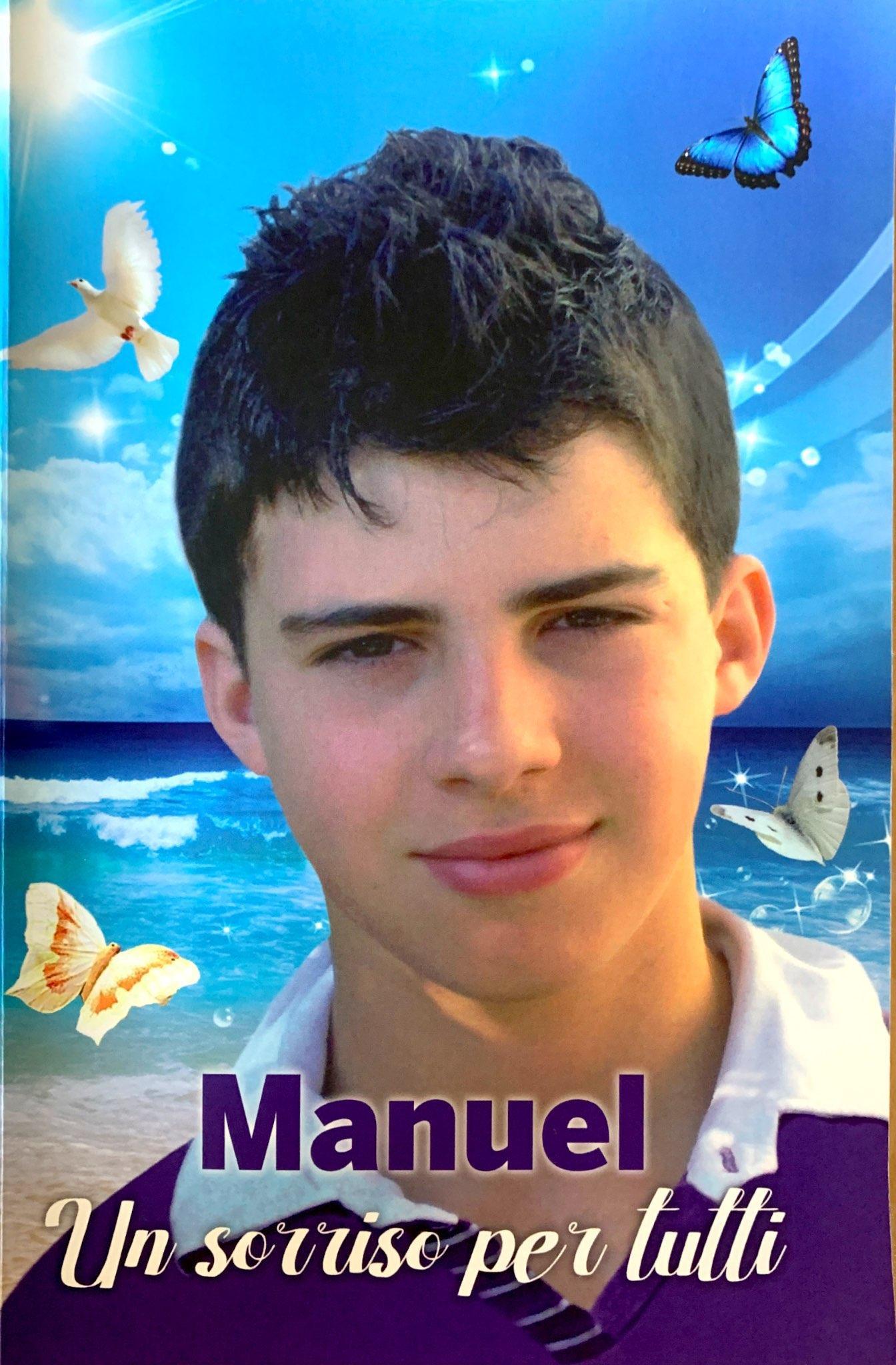 Manuel: un sorriso per tutti